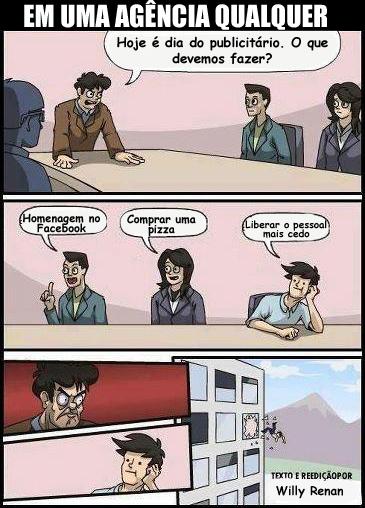 meme dia do publicitário